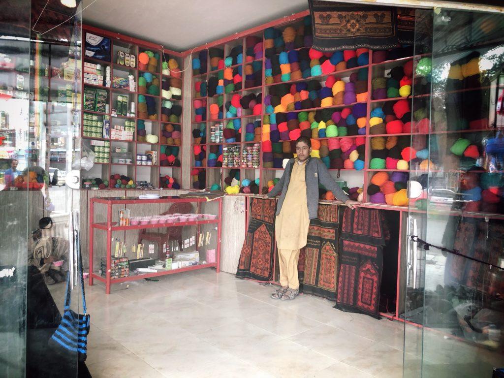 بازار خاش - سفرنامه سیستان و بلوچستان